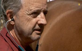 Portrait de Claude Pachoud, vétérinaire depuis 35 ans