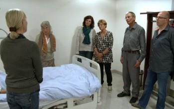 """""""Accompagner la vie"""": soutien aux malades et à leurs proches"""