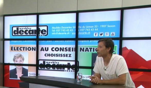 Élections: arrêt sur images avec Alain Antille