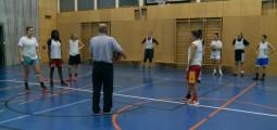 Basketball: Hélios en mode défense