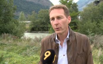 Rhône3: les travaux à Viège vont enfin pouvoir reprendre