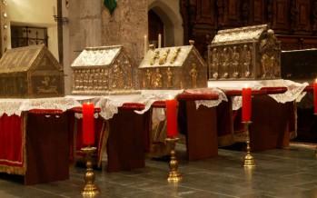 La porte du jubilé s'est refermée à l'abbaye de Saint-Maurice