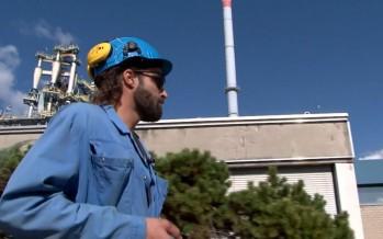 Tamoil: la dernière journée d'un employé dans une raffinerie fantôme