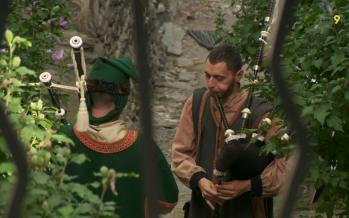 OMNIBUS aux Fêtes Médiévales de Saillon