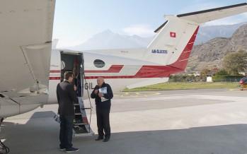 OMNIBUS et les 50 ans d'Air-Glaciers