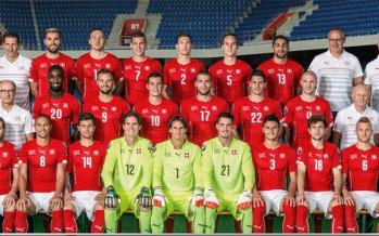 Football, la Nati à l'Euro!