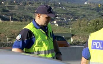 Portrait d'Yves-Antoine Mayoraz, chef de l'unité mobile du Valais-central