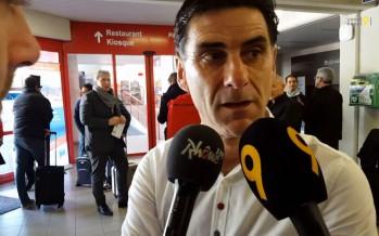 Europa Ligue : Sion a décollé pour Bordeaux