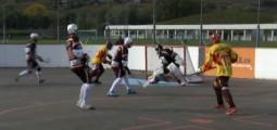 Streethockey: des Lions dans le coup!