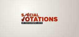 LE JOURNAL spécial votations du 29.11.2015