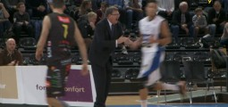 Basketball: le BBC Monthey s'essouffle