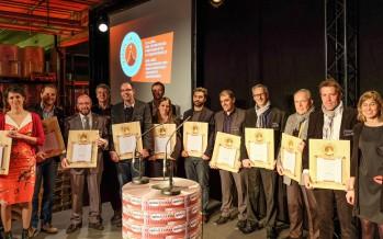 4e Nuit des l'excellence: Aproz Sources Minérales et ASA récompensés