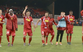 Le FC Sion enchaîne!