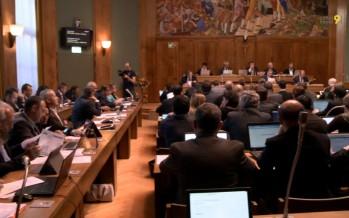 Grand Conseil: résumé des débats du 10.11.2015