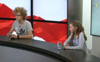 Osez tous les métiers: des écoliers dans la peau de journalistes