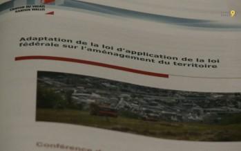 """Aménagement du territoire: le Valais veut """"dézoner"""" le strict minimum!"""
