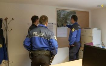 Police: les communes valaisannes passeront à la caisse