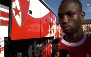 Europa League: le FC Sion s'est envolé pour Kazan