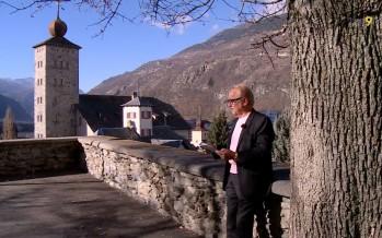 Charles Stünzi évoque 50 ans passés au Collège Spiritus Sanctus de Brigue