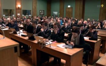 """Élection du Grand Conseil: """"On ne peut pas supprimer les districts d'ici mars 2017"""", dit Claude Rouiller"""