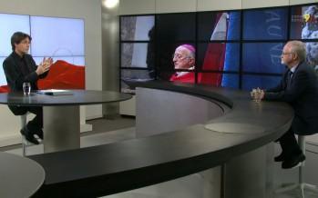 Hommage au père abbé Joseph Roduit, avec Jean-Jacques Rey-Bellet