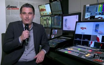LE JOURNAL DES RÉGIONS, avec Léman Bleu, 8 Mont-Blanc et La Télé
