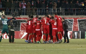 Qualification en poche pour le FC Sion après la victoire face à Liverpool