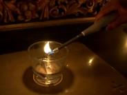 Saint-Maurice: 1500 bougies illuminent la Basilique