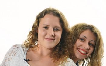 «Bilingue un jour, bilingue pour toujours»: Alexia et Solène y croient!