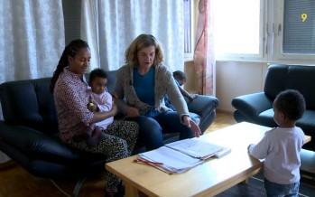 Une trentaine de bénévoles sont actifs auprès des demandeurs d'asiles