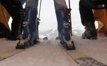 Champéry accueille le 10e Championnat de ski du Pays de Galles