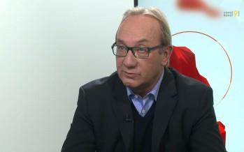 Georges Martin, N° 3 de la diplomatie suisse, a rencontré des jeunes étudiants valaisans