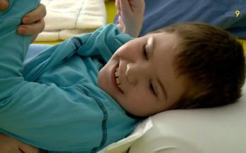 «Giuliano zu den Delphinen»: le Haut-Valais se mobilise pour le rêve d'un enfant handicapé