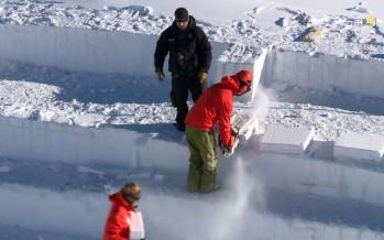Le plus grand igloo du monde est à Zermatt