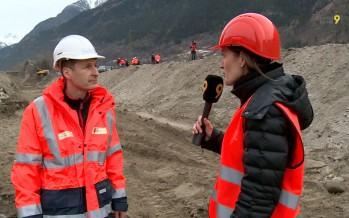Correction du Rhône: état des lieux des travaux le long du fleuve avec Tony Arborino
