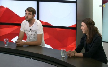 WALLIWOOD: rencontre avec Yaelle et Guérin