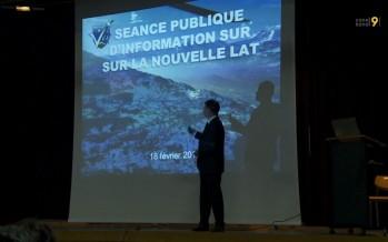 Zones réservées à Vex: près de 200 citoyens présents à la séance d'information