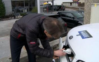 En Valais, le nombre de voitures électriques et de bornes de recharge progresse