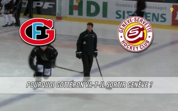 Hockey sur glace: Gerd Zenhäusern croit encore aux chances de Fribourg Gottéron face à Genève
