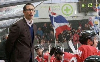 Hockey sur glace: Red Ice s'en va à Rapperswil ce soir pour y croire encore