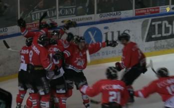 Hockey sur glace: le HC Red Ice a créé l'exploit face à Langenthal. Par ici les 1/2 finales!