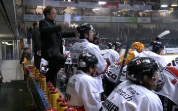 Hockey sur glace: le HC Viège est déjà en vacances. Les Haut-Valaisans ont perdu l'acte 7 à Olten