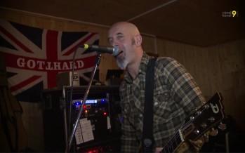 Festival Rock The Pistes: Gotthard en concert à Champéry