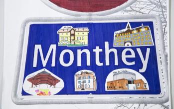 «DESSINE-MOI UNE VILLE»: du 21 au 25 mars, Canal9 vous dessine le Monthey de 2016