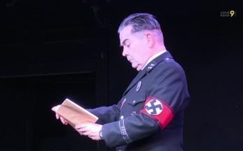 """UNE SCÈNE en mars: """"Le procès de Malaparte"""", au théâtre Alambic de Martigny"""