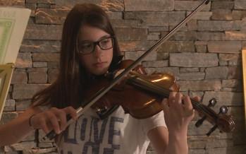 Anna la violoniste
