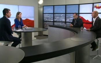 Deux nouvelles éoliennes à Charrat? Face-à-face entre Léonard Moret et Alain Dorsaz