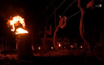 Salquenen: quand les vignerons font du feu pour protéger la vigne du gel