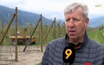 Rhône 3: des agriculteurs demandent la tête de Willy Giroud et Hubert Zufferey