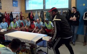Football: la finale de la Coupe valaisanne de l'intérieur